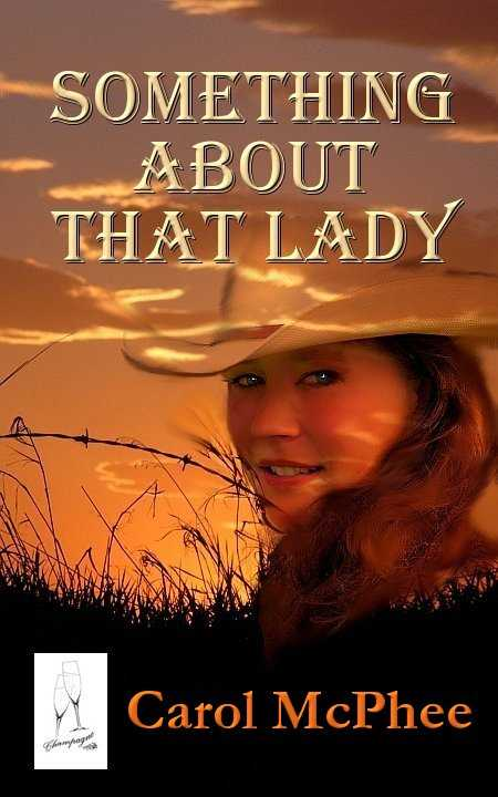 Something about the lady by Carol McPhee