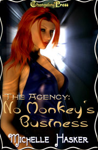 Monkey Business by Michelle Hasker
