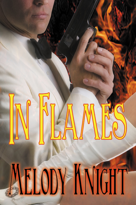 In Flames by Melody Knight