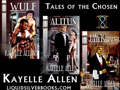 Chosen Trilogy by KayelleAllen